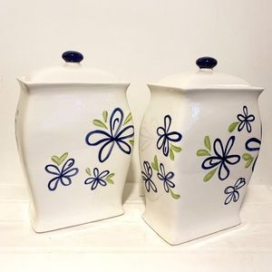 2003 Starbucks Canisters (T)